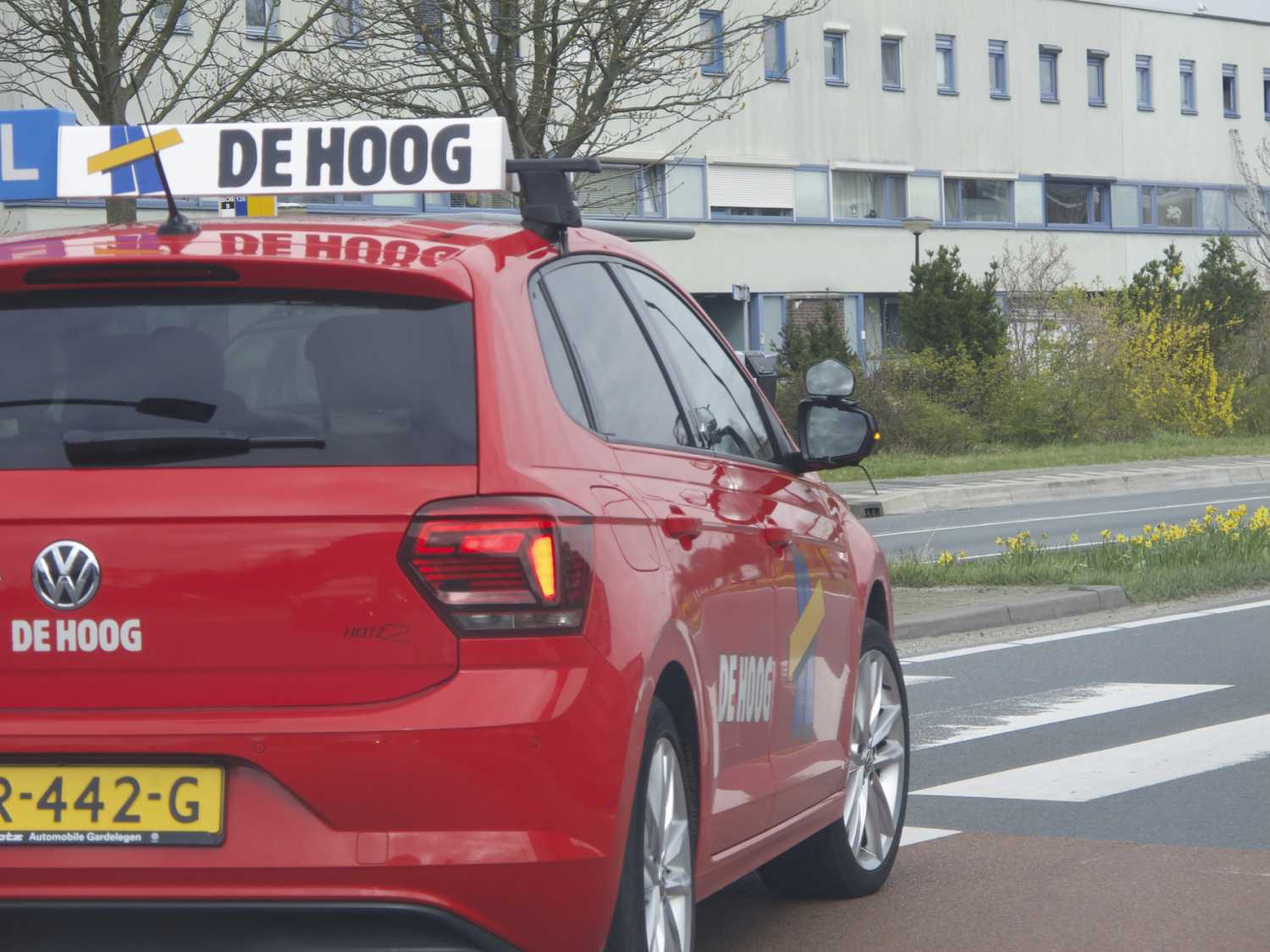 Rijbewijs Auto All-in 25