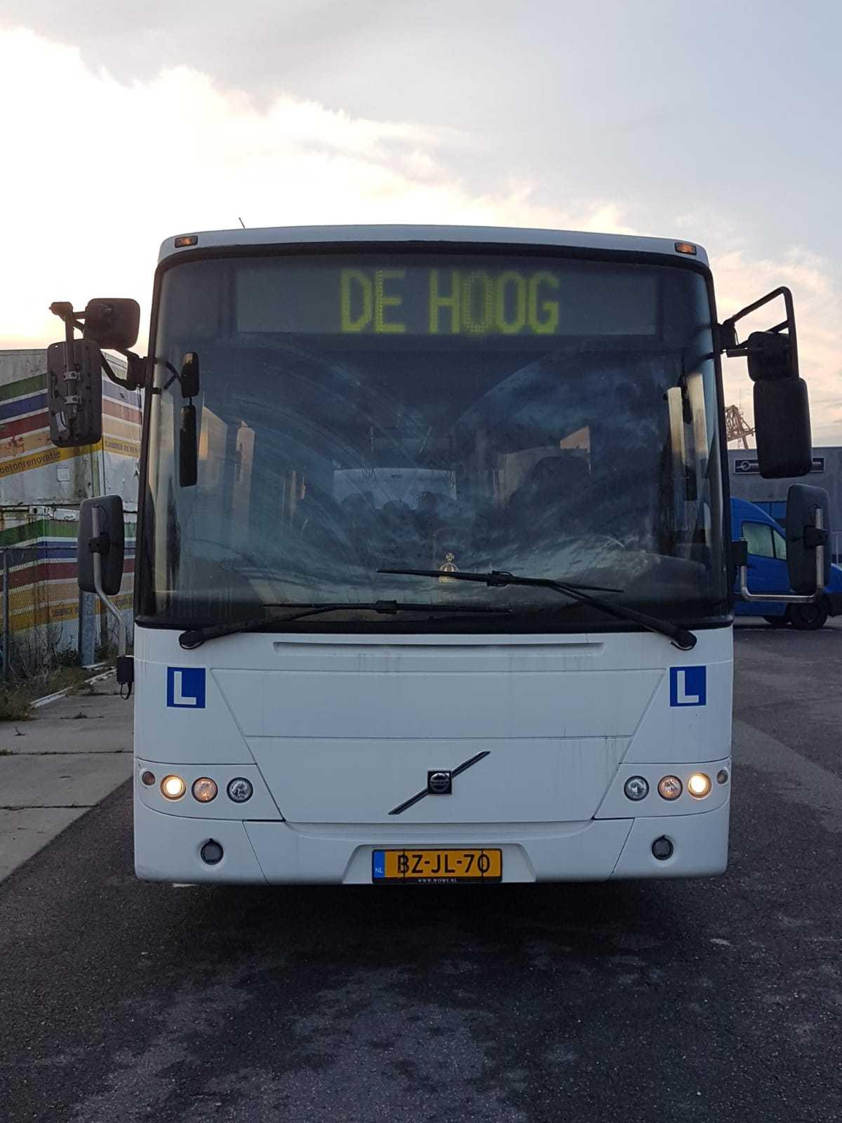Rijbewijs Autobus Haal je busrijbewijs bij De Hoog